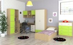 Детская спальня №1